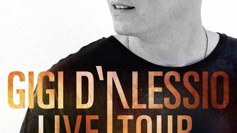 Gigi D'Alessio Live Tour 2017 – 2018: ecco le prime date!