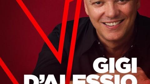 Gigi coach della nuova edizione di The Voice Of Italy!